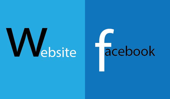 KHÔN hay DẠI: Có Facebook bán hàng rồi thì không cần xây dựng Website 1