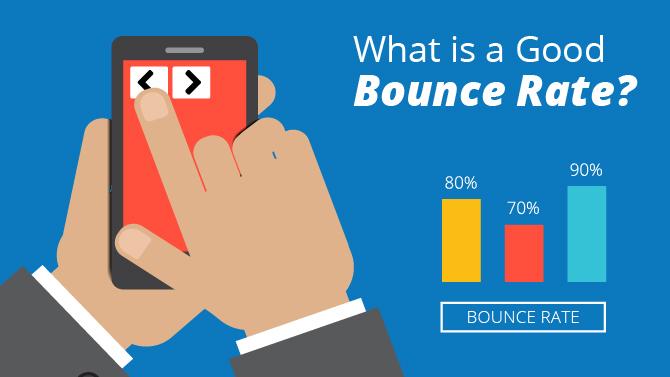 Bounce rate (tỷ lệ thoát trang)